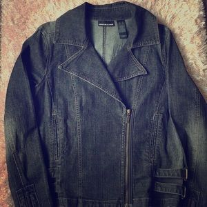 DKNY Jean Jacket distressed
